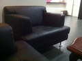 ロビーのソファー席