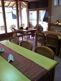 朝食会場の風景