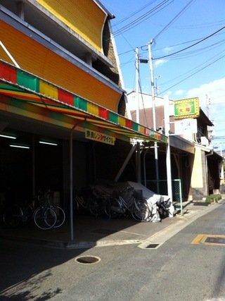 奈良レンタサイクル