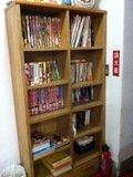 1階にコミックコーナー