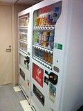 ドリンク自動販売機