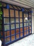 コインランドリーとドリンク自販機コーナー入口