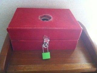 ルームキー回収ボックス