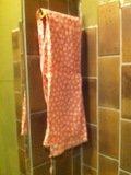 共同洗面台の手ぬぐいタオル