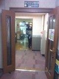 3階レストランの入口