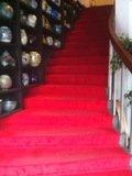 1階からの移動階段