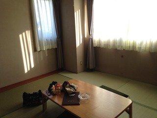 部屋の様子