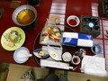 お夕食は個室お食事処で。