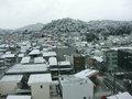 高山市内~雪景色~