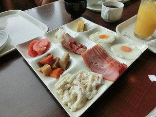 写真クチコミ:こういうお皿の方が使いやすい&食べやすい