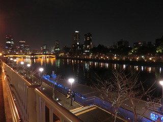 夜景が素晴らしい
