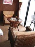 お部屋のtable&chair