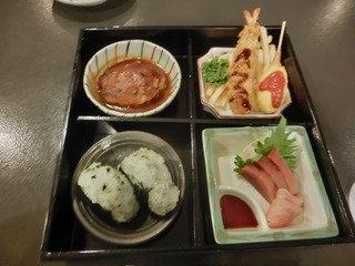 子供用の夕食☆