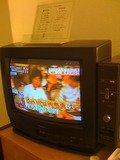 テレビ・・・。