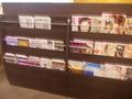 新聞・雑誌は充実しています