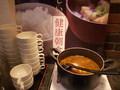 朝食(スープカレー)
