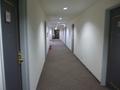 客室階廊下の様子