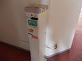 有料放送のカード自販機