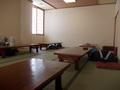 和室タイプの休憩室