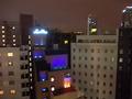 客室階(9F)からの夜景