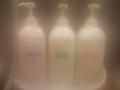 大浴場内のシャンプー類