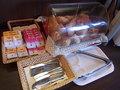 朝食(パン)