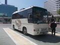 札幌駅から無料バスも運行されています