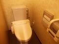 ロビー近くのトイレ