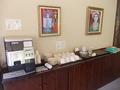 宿泊客には無料のコーヒーも用意されています