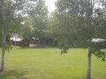 隣接するキャンプ場