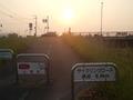 サイクリングで隣町まで走る場合は注意が必要です