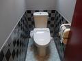 洋式トイレの様子