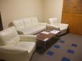 客室階の談話室