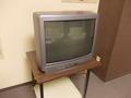 談話室のテレビ