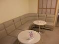 客室階のソファー
