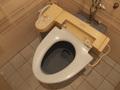 客室階(6F)の洋式トイレ