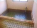浴槽(大)の様子