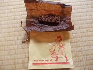 一押しのあさ野チョコレート