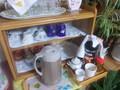 コーヒー・お茶の無料サービス