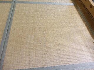 琉球畳が風情ありました
