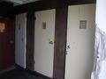 シャワー室は3Fにありました