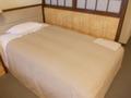 ベッドの様子
