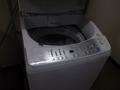 洗濯機は無料で使えました