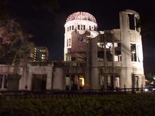 原爆ドームも徒歩圏内です
