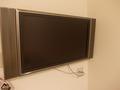 大画面のテレビでした