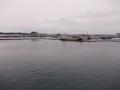 八戸港の眺望