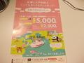 札幌~八戸を5000円で移動できます