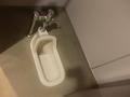 和式トイレもありました