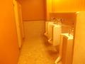 西館1Fの共同トイレ(男子小用)