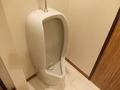 2Fの共同トイレ(男子小用)